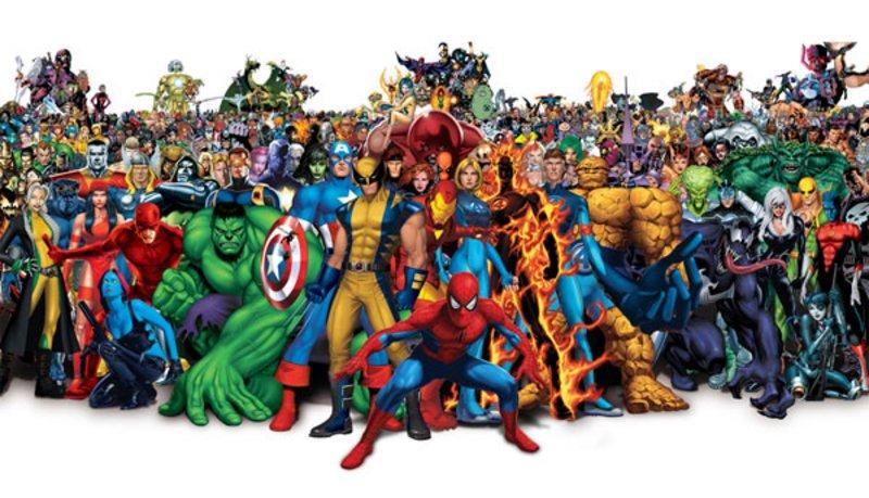 Tee shirt Marvel: les boutiques et les teeshirts !!