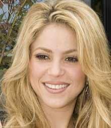 Les t-shirts de Shakira pour la bonne cause