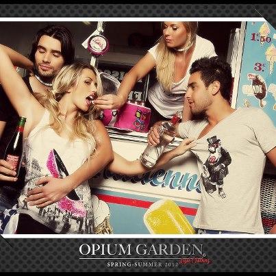 Opium Garden Clothing