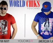 « World Chiks » By YOUCHIKS
